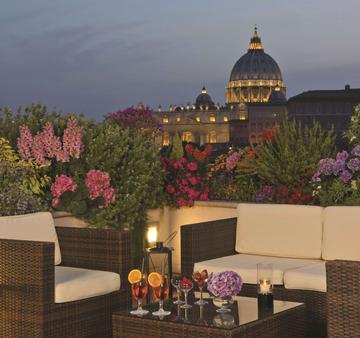 亚特兰特星级酒店 - 罗马 - 酒吧