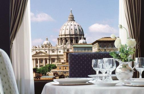 亚特兰特星级酒店 - 罗马 - 阳台