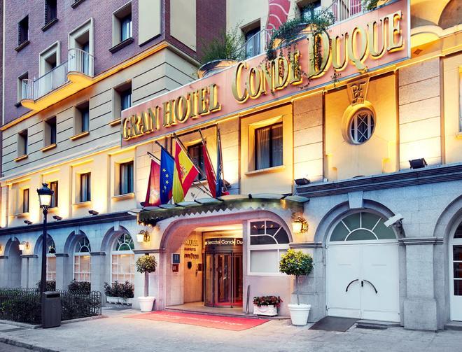康德杜克斯考特而酒店 - 马德里 - 建筑