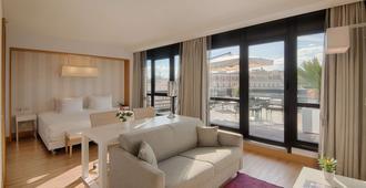 罗马维托里奥威尼托nh典藏酒店 - 罗马 - 睡房
