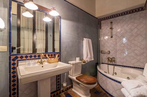 皮内达马里亚纳宫酒店 - 格拉纳达 - 浴室