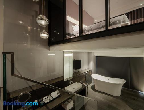 喜达丝饭店 - 高雄市 - 浴室