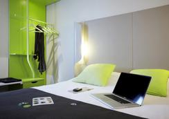 钟楼图卢兹普尔班酒店 - 图卢兹 - 睡房