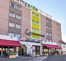 图卢兹康铂酒店-普尔潘