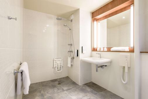 钟楼图卢兹普尔班酒店 - 图卢兹 - 浴室