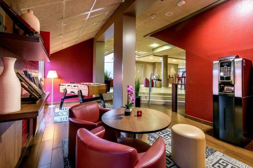 钟楼图卢兹普尔班酒店 - 图卢兹 - 酒吧