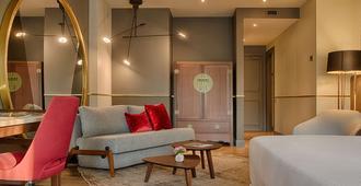 新门nh酒店 - 米兰 - 客厅