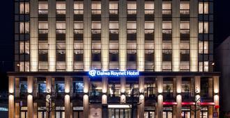 大和Roynet酒店-松山 - 松山 - 建筑