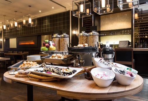 维多利亚庄园酒店 - 魁北克市 - 自助餐
