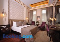 勒弗尼酒店及SPA - 特殊类别 - 伊斯坦布尔 - 睡房