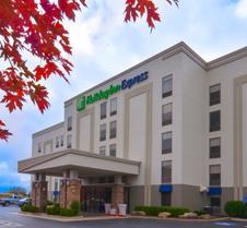 阿肯色州地区费耶特维尔大学智选假日酒店