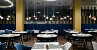 华沙机场万怡酒店 - 华沙 - 餐馆