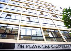 坎特拉斯海滩nh旅馆 - 大加那利岛拉斯帕尔马斯 - 建筑