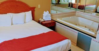 纽约市飞机汽车旅馆 - 皇后区 - 睡房