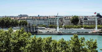 里昂贝勒库尔索菲特酒店 - 里昂 - 户外景观
