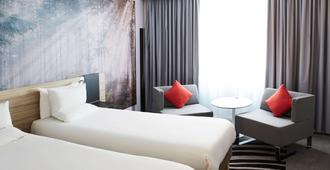纽约中心诺富特酒店 - 约克 - 睡房