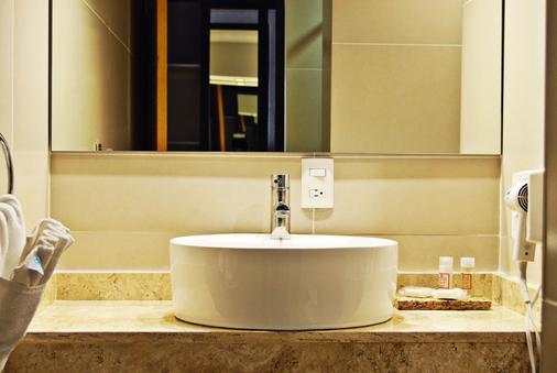 历史中心贝斯特韦斯特普拉斯格兰酒店 - 瓜达拉哈拉 - 浴室