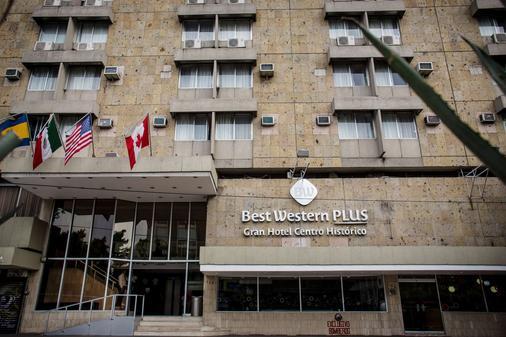 历史中心贝斯特韦斯特普拉斯格兰酒店 - 瓜达拉哈拉 - 建筑