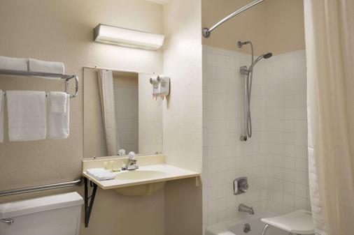 速8萨吉诺酒店 - 萨吉诺 - 浴室