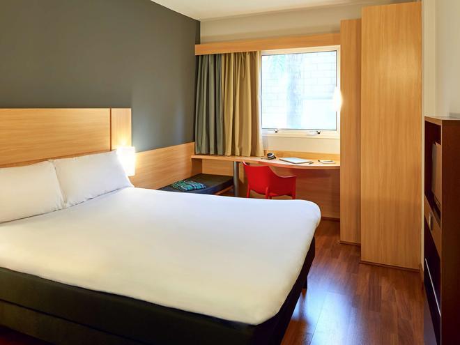 普雷图河畔圣若泽宜必思酒店 - 圣若泽 - 睡房