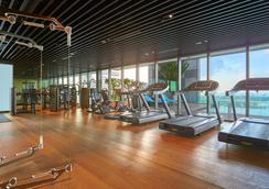 海泛太平洋高级服务公寓 - 新加坡 - 健身房