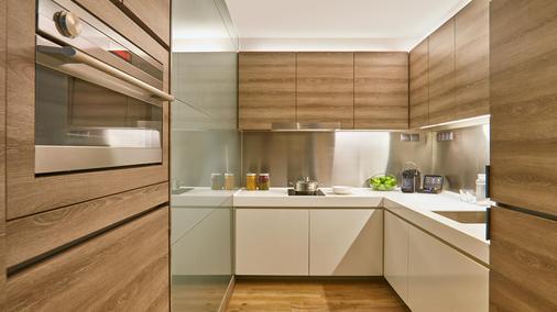 海泛太平洋高级服务公寓 - 新加坡 - 厨房