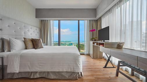 海泛太平洋高级服务公寓 - 新加坡 - 睡房