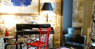 巴黎孔德王子酒店 - 巴黎 - 睡房