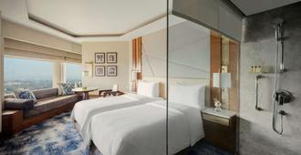 新德里香格里拉大酒店 - 新德里 - 睡房
