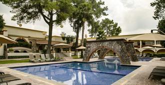 安杰利斯因佩里奥酒店 - 圣米格尔-德阿连德 - 游泳池