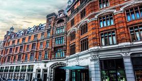 利物浦街安达仕酒店 - 伦敦 - 建筑