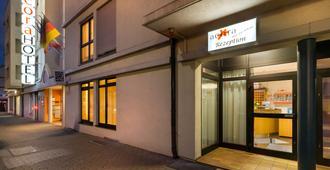 卡尔斯鲁厄阿克拉酒店 - 卡尔斯鲁厄 - 建筑