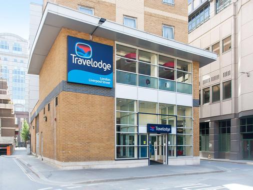 伦敦利物浦街旅客酒店 - 伦敦 - 建筑