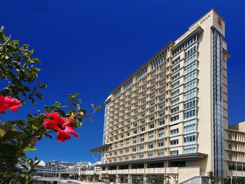 冲绳格兰丽嘉皇家酒店 - 那霸 - 建筑