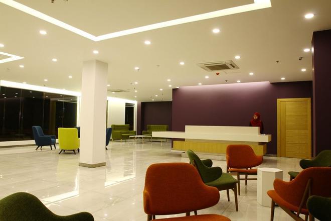 德安格瑞克服务公寓 - 斯里巴加湾市 - 大厅