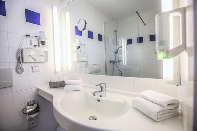 汉诺威广场酒店 - 汉诺威 - 浴室