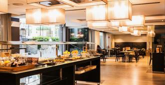 巴塞罗那格鲁姆斯酒店 - 巴塞罗那 - 自助餐