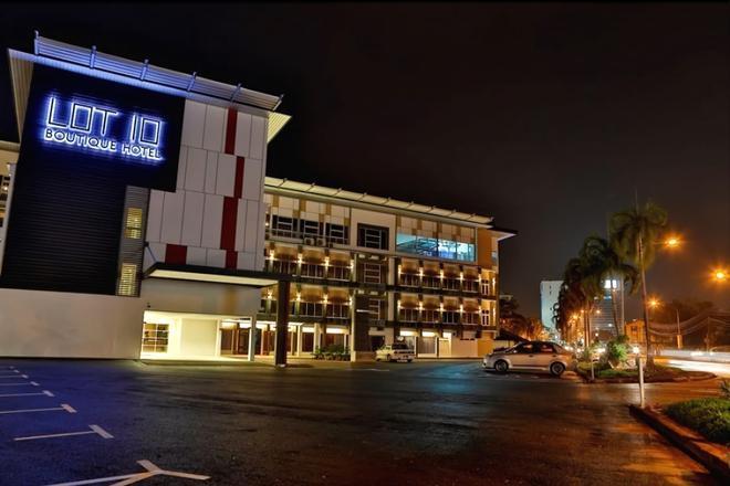 拉特10号精品酒店 - 古晋 - 建筑