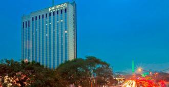 铂尔曼圣保罗伊比拉普埃拉酒店 - 圣保罗 - 建筑