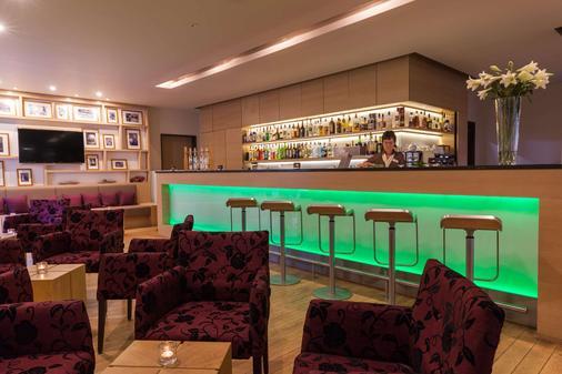 库斯班乐酒店 - 伯格(施普雷瓦尔德) - 酒吧