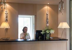 库斯班乐酒店 - 伯格(施普雷瓦尔德) - 大厅