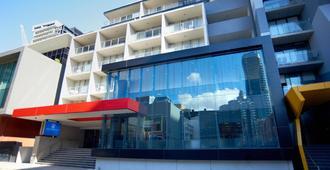 墨尔本艾米提公寓酒店 - 墨尔本 - 建筑