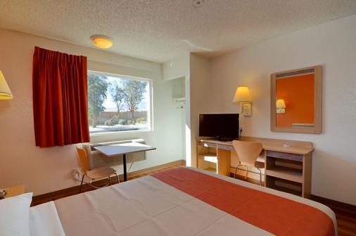 棕榈泉北6号汽车旅馆 - 棕榈泉 - 睡房