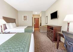 泰勒贝蒙特套房酒店 - 泰勒 - 睡房