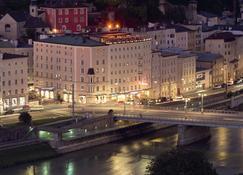 斯坦酒店 - 限供成人入住 - 萨尔茨堡 - 建筑