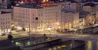 斯坦酒店-仅限成人 - 萨尔茨堡 - 建筑