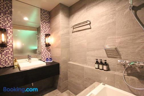 札幌格兰德酒店 - 札幌 - 浴室