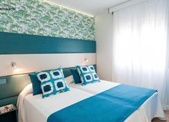 巴哈马公寓酒店 - 大加那利岛拉斯帕尔马斯 - 睡房