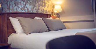 提姆卢浮宫酒店 - 巴黎 - 睡房
