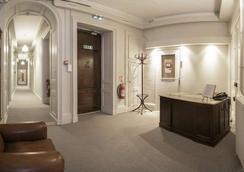 瓦贝库酒店 - 里昂 - 大厅